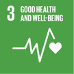 03. Good health and well-being